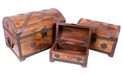 Large chests