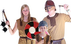 Viking costumes