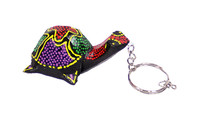 Key chain turtle