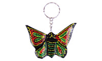 Key chain butterfly