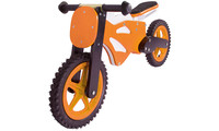 Lauflernrad Superbike orange