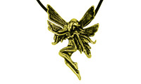 Pendant fairy gold