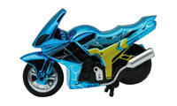 Spin-Go Mini-Stunt-Bike Ice Blue