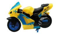 Spin-Go Mini-Stunt-Bike Speed Gelb