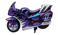Spin-Go Mini-Stunt-Bike Touring Purple
