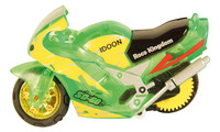 Spin-Go Mini-Stunt-Bike Technic Green