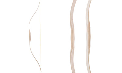 Kids Recurve-Bow 105 cm without wrapping
