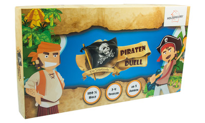 Brettspiel Piratenduell