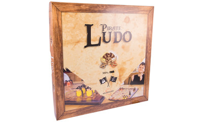 Brettspiel Piraten-Ludo