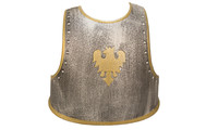 Knight cuirass two-coloured