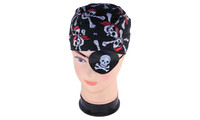 Eye patch with skull