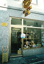 Laden Holzspielerei 1990