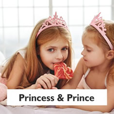 Princess and Prince play world