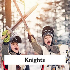 Knights play world